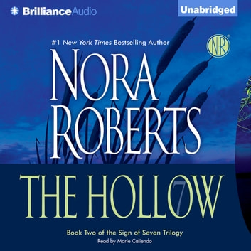 Hollow, The audiobook by Nora Roberts