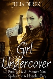 Girl Undercover 1, 2 & 3 - The Adler Conspiracy ebook by Kobo.Web.Store.Products.Fields.ContributorFieldViewModel
