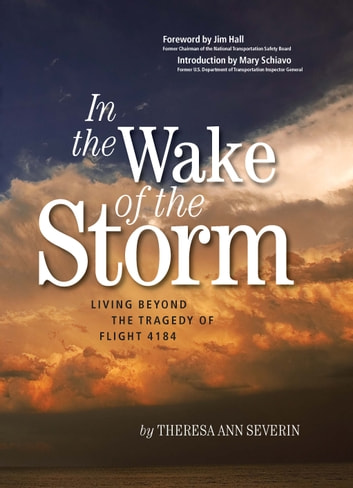 In the Wake of the Storm: Living Beyond the Tragedy of American Eagle Flight 4184 - Enhanced Digital Edition ebook by Terri Severin