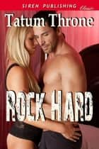 Rock Hard ebook by