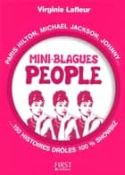 Petit livre de - Mini blagues people ebook by Virginie LAFLEUR