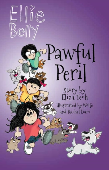 Ellie Belly: Pawful Peril ebook by Eliza Teoh