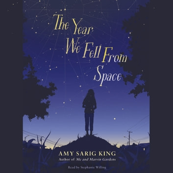 Year We Fell from Space; The audiobook by Amy Sarig King