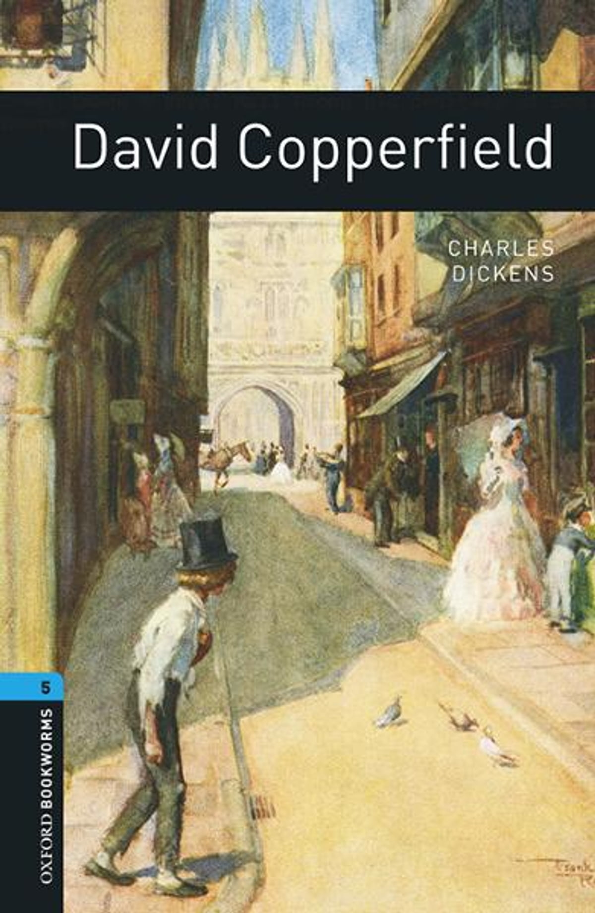 David Copperfield Book