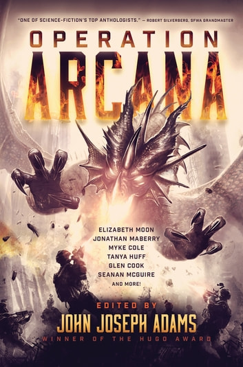 Operation Arcana ebook by