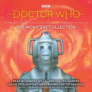 Doctor Who: The Monsters Collection - Five complete classic novelisations audiobook by Gerry Davis, Brian Hayles