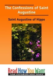 The Confessions Of Saint Augustine ebook by Augustine of Hippo Saint