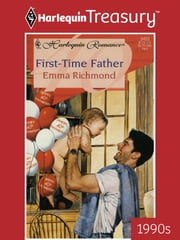 First-Time Father ebook by Emma Richmond