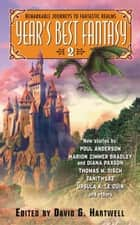 Year's Best Fantasy 2 ebook by David G. Hartwell,Kathryn Cramer