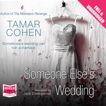 Someone Else's Wedding audiobook by Tamar Cohen