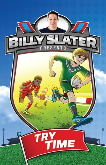 Billy Slater 1: Try Time ebook by Patrick Loughlin,Billy Slater