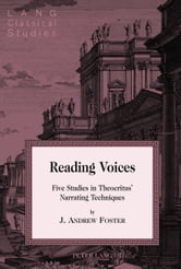 Reading Voices ebook by J. Andrew Foster