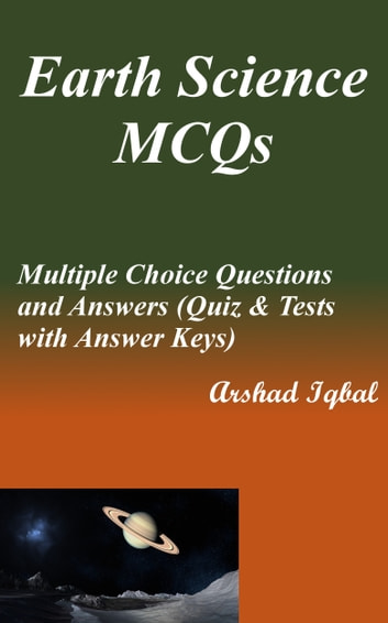 Earth Science MCQs Multiple Choice Questions And Answers Quiz Tests With Answer Keys