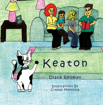 Keaton ebook by Diane Rollman