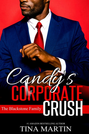 Candy's Corporate Crush ebook by Tina Martin