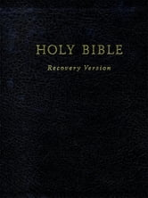 Holy Bible Recovery Version ebook by