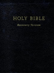 Holy Bible Recovery Version ebook by Living Stream Ministry