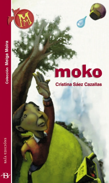 Moko ebook by Cristina Sáez Cazallas