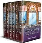 Bakery Detectives Cozy Mystery Boxed Set (Books 1 - 6) ebook by Stacey Alabaster