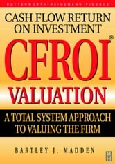 CFROI Valuation ebook by Madden, Bartley