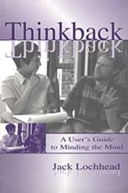 Thinkback - A User's Guide to Minding the Mind ebook by Jack Lochhead