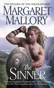 The Sinner ebook by Margaret Mallory