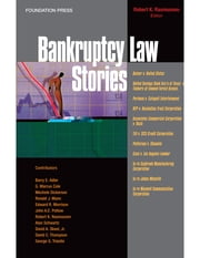 Bankruptcy Stories ebook by Robert Rasmussen