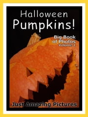 Just Halloween Pumpkin Photos! Big Book of Photographs & Pictures of Pumpkins, Vol. 1 ebook by Big Book of Photos