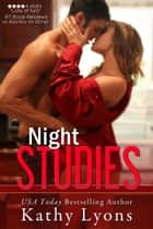 Night Studies ebook by Kathy Lyons