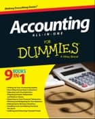 Accounting All-in-One For Dummies ebook by Kenneth Boyd, Lita Epstein, Mark P. Holtzman,...