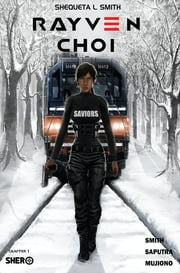 Rayven Choi: Koreamerican - Chapter 1 ebook by Shequeta Smith