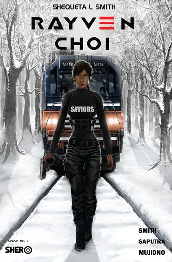 Rayven Choi - Chapter 1 ebook by Shequeta Smith