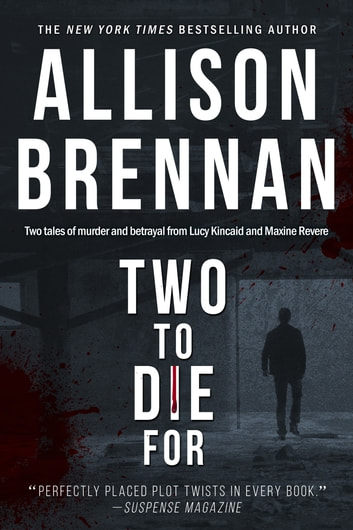 Two to Die For ebook by Allison Brennan