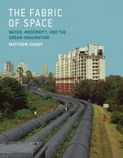 The Fabric of Space - Water, Modernity, and the Urban Imagination ebook by Matthew Gandy