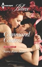 Command Control ebook by Sara Jane Stone