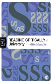 Reading Critically at University ebook by Mike Metcalfe