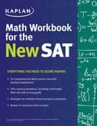 Kaplan Math Workbook for the New SAT ebook by Kaplan Test Prep