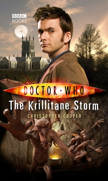 Doctor Who: The Krillitane Storm eBook by Christopher Cooper