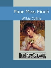 Poor Miss Finch ebook by Collins,Wilkie