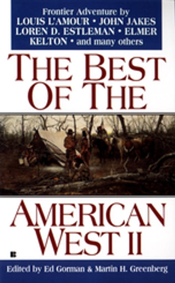 The Best of the American West 2 ebook by Various