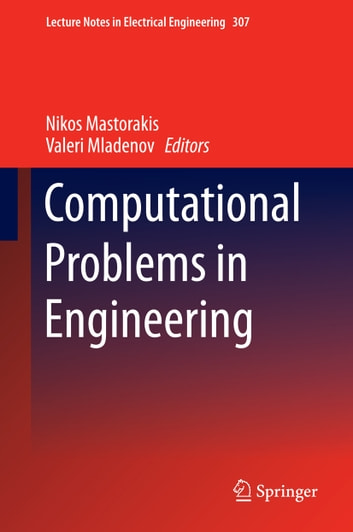 Computational Problems in Engineering ebook by