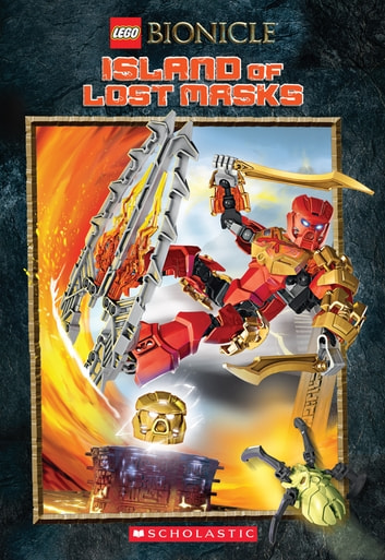 Island of Lost Masks (LEGO Bionicle: Chapter Book #1) ebook by Ryder Windham