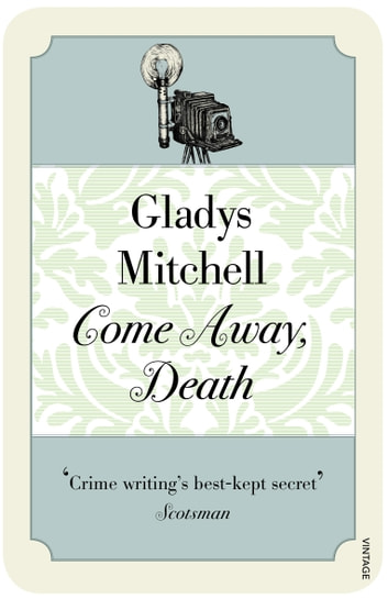 Come Away, Death ebook by Gladys Mitchell