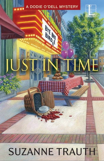 Just in Time ebook by Suzanne Trauth
