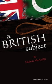A British Subject ebook by Nichola McAuliffe