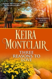 Three Reasons to Love - The Summerhill Series, #3 ebook by Keira Montclair