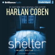 Shelter - A Mickey Bolitar Novel audiobook by Harlan Coben