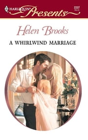 A Whirlwind Marriage ebook by Helen Brooks