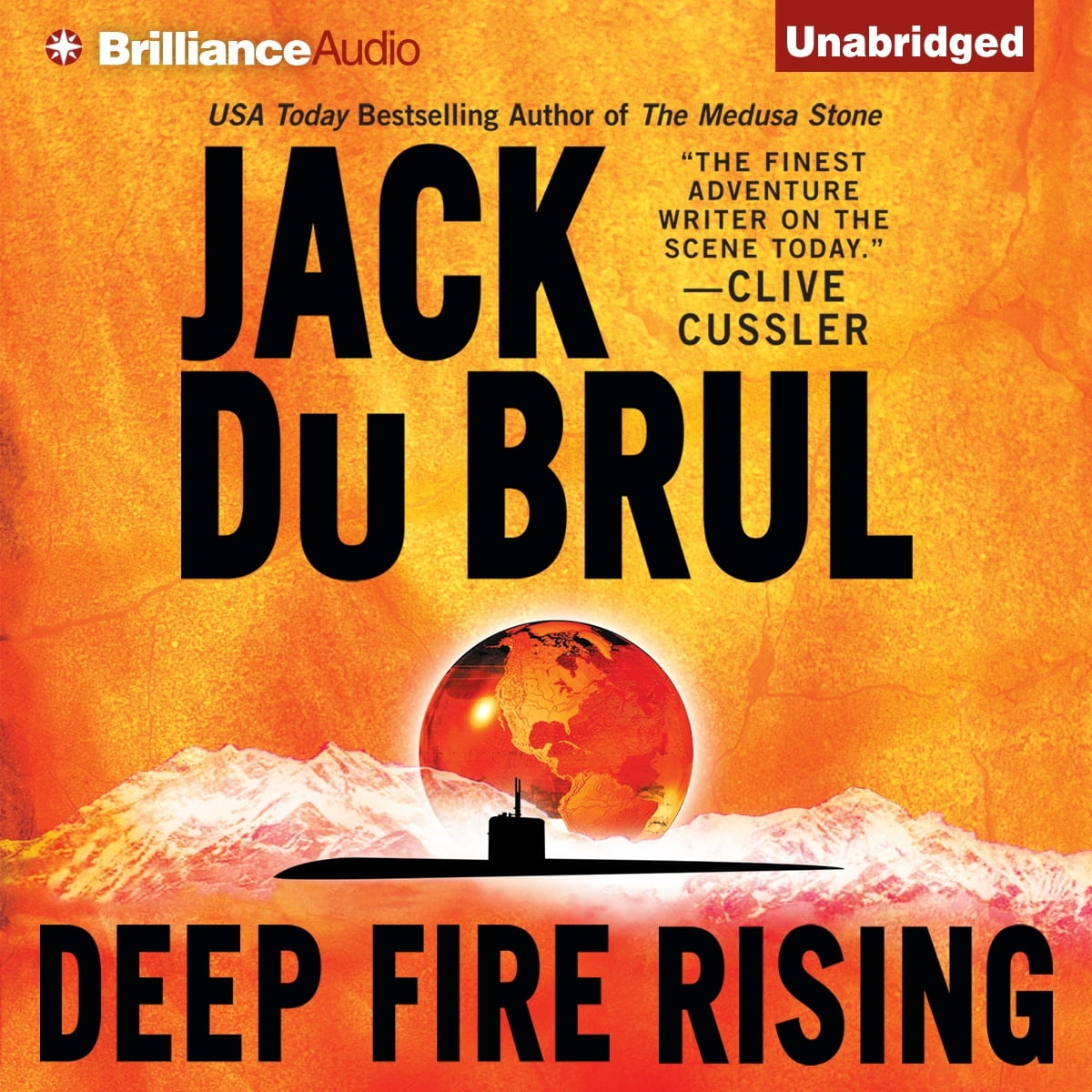 Deep Fire Rising audiobook by Jack Du Brul - Rakuten Kobo