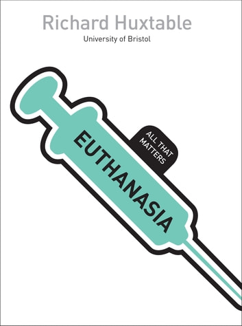 euthanasia an emerging argument Euthanasia is not medical treatment proposals are emerging that if society legalizes euthanasia it should not be mandated to physicians wedge argument.